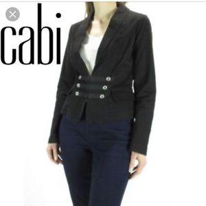 Cabi #329 Military Jacket, Size 4